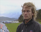 Ivar Morten Normark er komfortabel med situasjonen to måneder før seriestart.