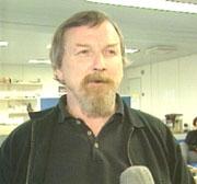 Asbjørn Wikestad frykter at SAS kan bli tysk-eid. (Arkivfoto)