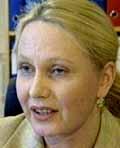 Fylkesarbeidssjef Trine Heibø Holm sier de ser en positiv utvikling på jobbmarkedet.