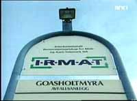 Avfallsselskapet IRMAT vil ha lånegarantiar.