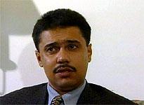 Nordalliansens talsmann Sibghatullah Zaki.