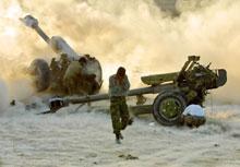 Nordalliansen har begynt offensiven mot Kabul