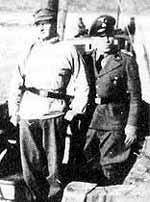F.v.: Georg Eisswein og Helmut Klötzer.