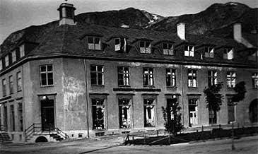 Samvirkelaget i 1932. (Foto utlånt av Høyanger metallverk)