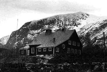 Ungdomshuset i 1923. (© Hydro)