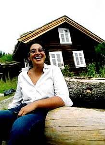 Sarah Natasha Melby på