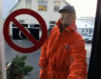 ORKER IKKE MER: - Jeg orker ikke mer krisestemning. Jeg må bare regne med at jeg har lønn i desember til å betale julegaver i år også, sier trebarnspappaen Benny Leiros, som har jobbet fire år ved Kværner Rosenberg i Stavanger.