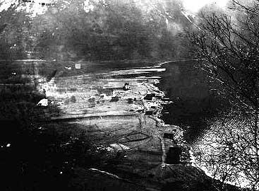 Øren i 1916 - like etter at garden vart seld til industrien. (© Hydro)