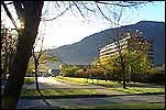 Førde Sentralsjukehus. Arkivfoto©nrk