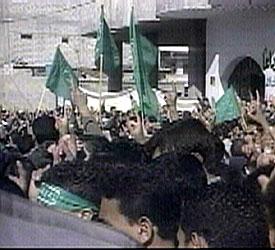 Hamas-tilhengere