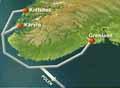 Gassrørledning til Grenland?
