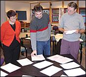 juryen som plukka ut finalistane