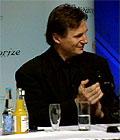 Skuespilleren Liam Neeson. (Foto: NRK)