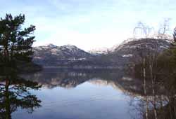 Skjuler det seg en sjøorm i Seljordsvatnet?