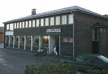Askvellir hotell (Foto: Steinar Lote)