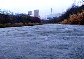 STANSER UTSLIPP: Sellafield har besluttet å stanse utslippene i 9 måneder.