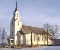 Bø kyrkje.