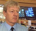 Sjef for ordensavdelingen ved Drammen politistasjon, Dag Ebbestad.