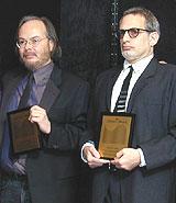 Steely Dan består av de to aldrende herrene Donald Fagen og Walter Becker, og de har vært på NRK P1s B-liste i 5 uker med Things I miss The Most.