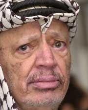 Norge mener Arafats rolle er sentral. (Foto: Scanpix/AP/Nasser Nasser)