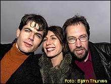 Lars, Kari og Ola Bremnes skor seg på sykdom