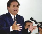 Argentinas president Eduardo Duhalde (Foto: Scanpix/AP/Walter Astrada)