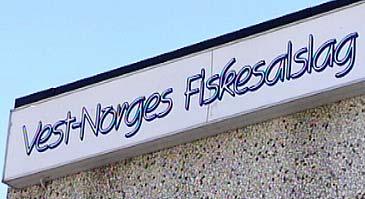 Frå 1995 vart Sogn og Fjordane Fiskesalslag samanslege med fiskesalslaget i Hordaland til Vest-Norges Fiskesalslag. (Foto: NRK)