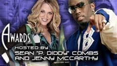 Jenny McCarthy & P. Diddy leder AMA