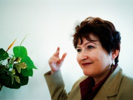 Natalja Tjesnokova (Foto: Andreas Wälitalo)