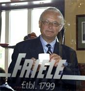Herman Friele trekker velgere for Høyre, men kan bli vraket som ordfører.
