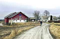 -Striden rundt Orderud gård er sentral i trippeldrapsaken mener, aktor Olav Helge Thue.