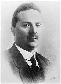 Hans Søreide på 1920-talet. (Foto © Fylkesarkivet)