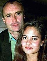 Phil Collins får trolig mer tid til kona Orianne som han giftet seg med i 1997.