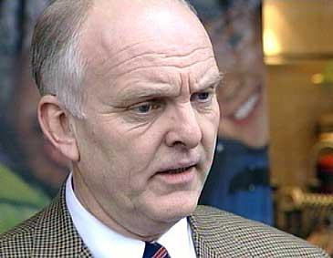 Arne Nore. (Foto: Torje Bjellaas, NRK)