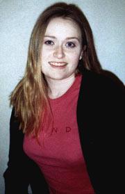 Kristine skriver nydelige tekster, men hun har ingen umiddelbar drøm om å bli popstjerne.