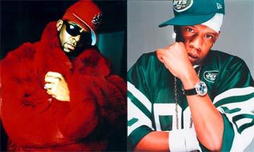 R. Kelly & Jay-Z, to sider av samme sak.