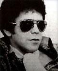 Lou Reed ga ut sitt andre soloalbum i 1972.