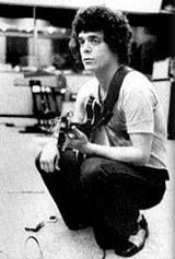 Lou Reed i 1970, før han stakk fra Velvet Underground.