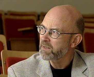 Jan Olav Fretland. (Foto: Arild Nybø, NRK)