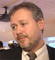 Advokat Steinar Wiik Sørvik.