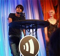 Dette var uventet var Röyksopps kommentar etter å ha fått pop-prisen.