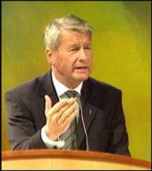 Thorbjørn Jagland går av som Ap-leder.