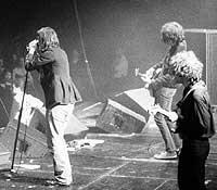 The Strokes blir med som oppvarmere på noen av konsertene til Stones (Foto: Ron Milke).