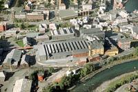 Opprydninga av området ved Odda Smelteverk vil bli kostbar.