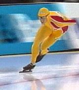 Jeremy Wotherspoon har vist seg som sesongens beste 500-meter løper så langt.