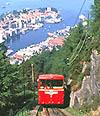 Bergen - ein fredeleg by i Noreg - men ikkje helt greit å vere svensk ...