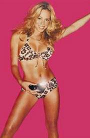 Mariah fikk nye pupper av sin ex-mann, Sony-sjefen Tommy Mottola. Nå er de nominert som årets verste par på filmlerretet.