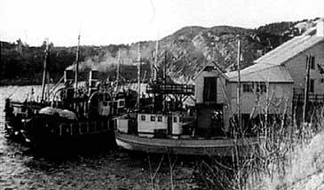 I 1947 låg båtane i kø utanpå kvarandre for å få levert til sildoljefabrikkane.
