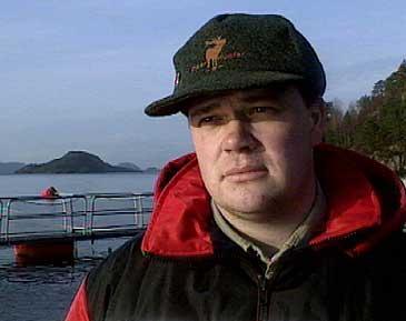 Bru Eigedom med Alex Vassbotten i spissen, går til sak mot Coast Seafood. Arkivfoto NRK.