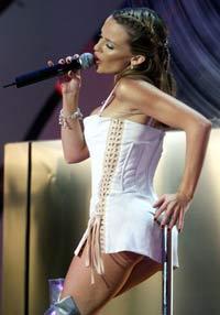 Kylie Minogue var Pete Watermans første store stjerne.